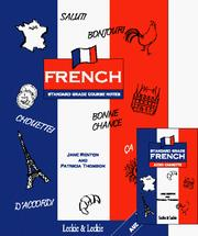 Cover of: Standard Grade French Course Notes