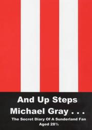 Cover of: And Up Steps Michael Gray