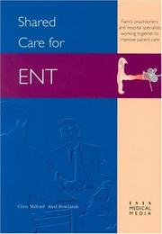 Cover of: Shared care for ENT