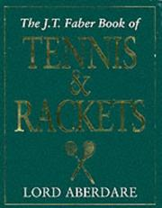 Cover of: The Tennis and Rackets