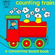 Cover of: Counting Train (Concertina Board Books)