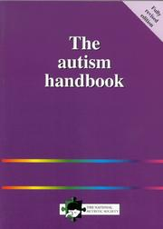 Cover of: The Autism Handbook