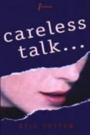 Cover of: Careless Talk...