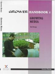 Cover of: Growing Media