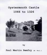 Cover of: Oystermouth Castle, 1066 to 1326