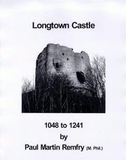 Cover of: Longtown Castle, 1048-1241