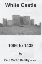 Cover of: White Castle, 1066 to 1438