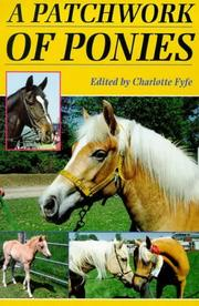 Cover of: A Patchwork of Ponies