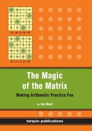 Cover of: The Magic Of The Matrix by Ian Ward