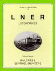 Cover of: Yeadon's Register of LNER Locomotives