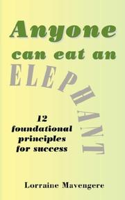 Cover of: Anyone Can Eat an Elephant