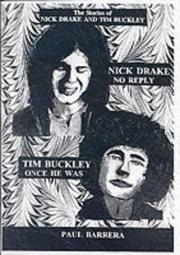 Cover of: Once He Was - The Tim Buckley Story (Listener's Companion)
