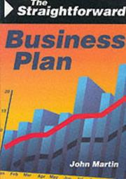 Cover of: A Straightforward Business Plan (Straightforward Guides)