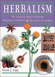 Cover of: Herbalism The Healing Power of Plants