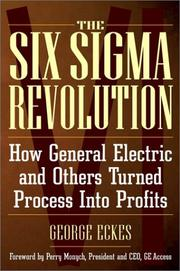 Cover of: General Electric