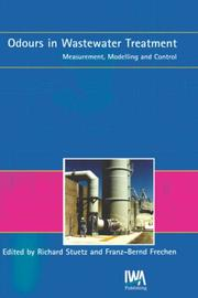 Cover of: Odors in Wastewater Treatment