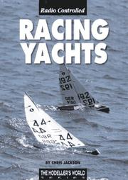 Cover of: Radio Controlled Racing Yachts