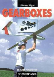 Cover of: Electric Flight Gearboxes (Modeller's World Series)