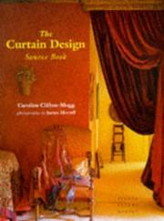 Cover of: The Curtain Design Source Book