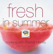 Cover of: Fresh in Summer