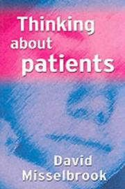 Cover of: Thinking About Patients
