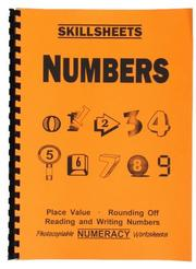 Cover of: Numbers (Skillsheets)
