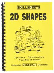 Cover of: 2D Shapes (Skillsheets)