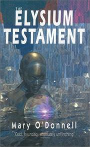 Cover of: The Elysium Testament