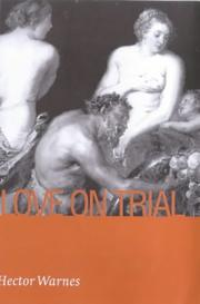Cover of: Love on Trial
