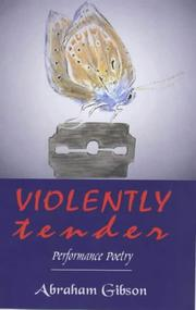Cover of: Violently tender