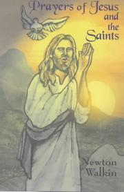 Cover of: Prayers of Jesus and the Saints