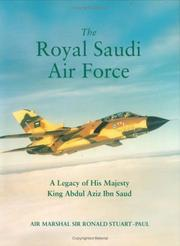 Cover of: The Royal Saudi Air Force