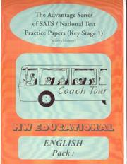 Cover of: English Key Stage One National Tests