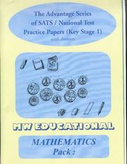 Cover of: Practice Papers for the National Curriculum Tests at Key Stage One