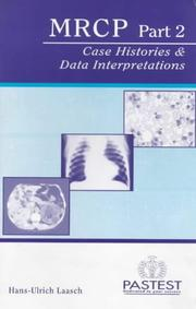 Cover of: MRCP 2