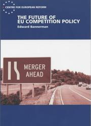 Cover of: The Future of EU Competition Policy