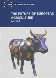 Cover of: The Future of European Agriculture