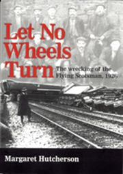 Cover of: Let No Wheels Turn