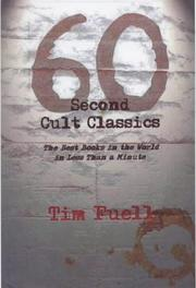 Cover of: 60 Second Cult Classics