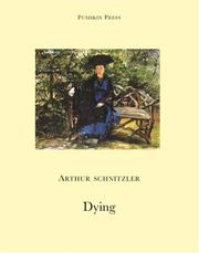 Cover of: Dying