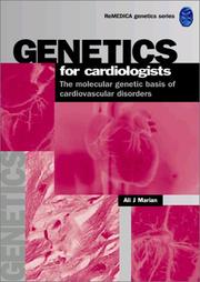 Cover of: Genetics for Cardiologists