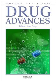 Cover of: Drug Advances 2003 (Drug Advances)