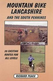 Cover of: Mountain Bike Lancashire and South Pennines (Mountain Bike Guides)