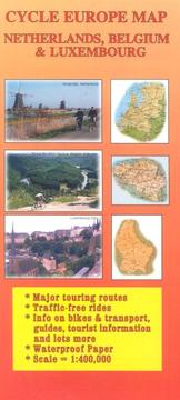 Cover of: Cycle Europe Map (Cycle Europe Maps)