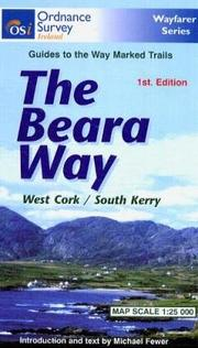 Cover of: The Beara Way (Guides to the Way Marked Trails)