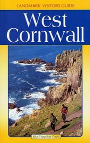 Cover of: West Cornwall and Truro (Landmark Visitors Guides) (Landmark Visitors Guide) | Rita Tregellas Pope