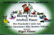 Cover of: Fizackerly (Mouse Tales)