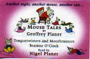Cover of: Tonguetwisters (Mouse Tales)