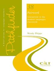 Cover of: Pairwork