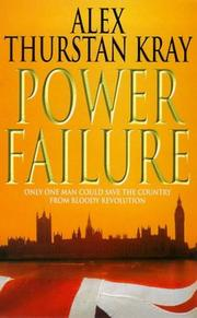 Cover of: Power Failure (The Thriller Club)